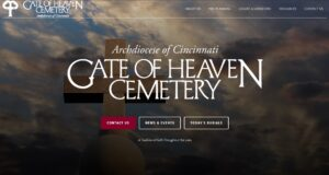 Gate of Heaven Launches Newly Designed Website